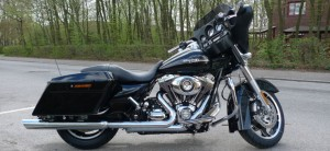 Harley-Davidson Street Glide årsmodell 2010