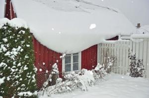 Snö, snö. snö...