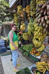 Bananer finns i mängder av varianter.